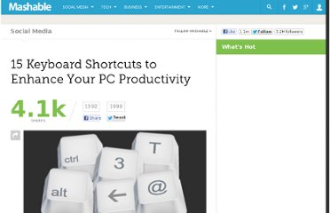 http://mashable.com/2011/07/06/keyboard-shortcuts-windows/