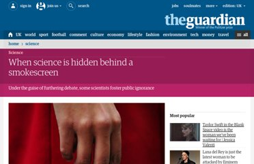 http://www.guardian.co.uk/science/2011/jun/28/study-science-research-ignorance-foucart