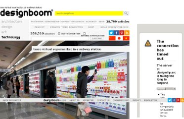 http://www.designboom.com/weblog/cat/16/view/15557/tesco-virtual-supermarket-in-a-subway-station.html