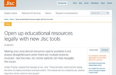 http://www.jisc.ac.uk/news/stories/2011/06/CClicence.aspx