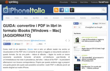 http://www.iphoneitalia.com/guida-convertire-i-pdf-in-libri-in-formato-ibooks-windows-mac-135256.html