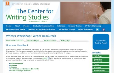 http://www.cws.illinois.edu/workshop/writers/