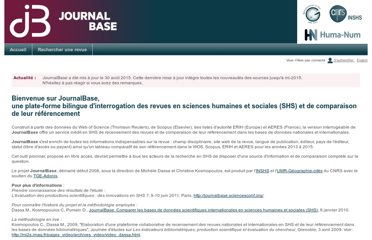http://journalbase.cnrs.fr/index.php?op=1