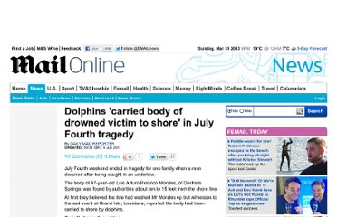 http://www.dailymail.co.uk/news/article-2011652/July-Fourth-tragedy-Dolphins-carried-Luis-Arturo-Polanco-Morales-body-shore.html