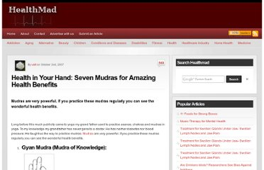 http://healthmad.com/mental-health/health-in-your-hand-seven-mudras-for-amazing-health-benefits/
