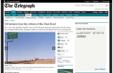 http://www.telegraph.co.uk/earth/8359076/US-farmers-fear-the-return-of-the-Dust-Bowl.html