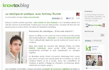 http://www.knowtex.com/blog/la-robotique-en-pratique-avec-anthony-truchet/