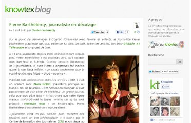 http://www.knowtex.com/blog/pierre-barthelemy-journaliste-en-decalage/