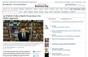 http://www.nytimes.com/glogin?URI=http://www.nytimes.com/2011/07/08/business/in-shift-federal-prosecutors-are-lenient-as-companies-break-the-law.html&OQ=_rQ3D3&OP=6c6ba32aQ2FODkQ25OB6KgQ2666zQ5BOQ5BQ20))OQ20XOQ20tOQ25Q24goQ3AkggOoQ3A_grosz_skBkQ26T8_-Q266gkKQ24z6Q26g_TQ26k_8kQ3AokQ3Az_Tg_K6d-TQ3Aokg_Q25Q26kT(_zrk_8TDQ3Erzd8