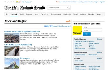 http://www.nzherald.co.nz/auckland-region/news/headlines.cfm?l_id=117