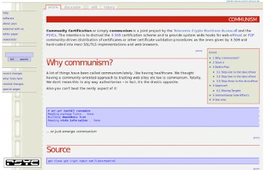 http://about.psyc.eu/Communism