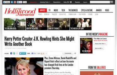 http://www.hollywoodreporter.com/news/harry-potter-creator-jk-rowling-208867