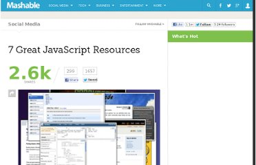 http://mashable.com/2011/07/03/7-great-javascript-resources/#186292-JQAPI