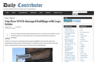 http://dailycontributor.com/guy-fixes-war-damaged-buildings-with-lego/5117/