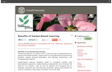 http://blogs.cornell.edu/garden/grow-your-program/benefits-of-garden-based-learning/