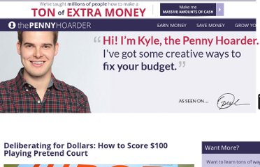 http://www.thepennyhoarder.com/2011/02/deliberating-for-dollars-how-to-score-100-playing-pretend-court
