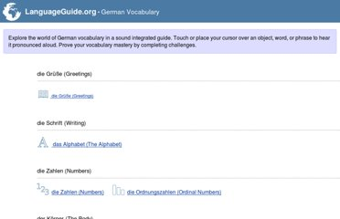 http://www.languageguide.org/german/vocabulary/