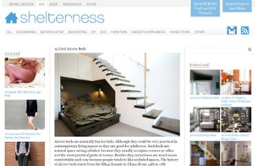 http://www.shelterness.com/15-cool-alcove-beds/