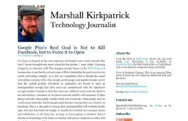 http://marshallk.com/google-pluss-real-goal-is-not-to-kill-facebook-but-to-force-it-to-open