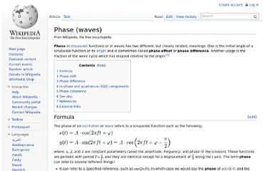 http://en.wikipedia.org/wiki/Phase_(waves)