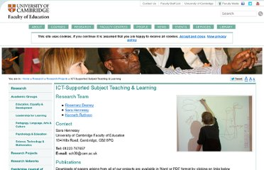 http://www.educ.cam.ac.uk/research/projects/istl/