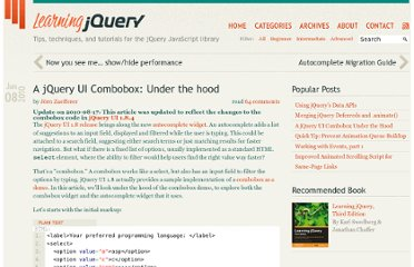 http://www.learningjquery.com/2010/06/a-jquery-ui-combobox-under-the-hood