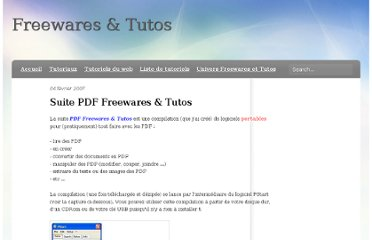 http://freewares-tutos.blogspot.com/2007/02/suite-pdf-freewares-tutos.html