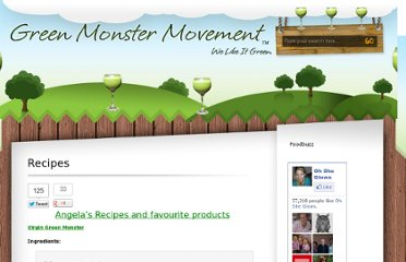 http://greenmonstermovement.com/?page_id=39
