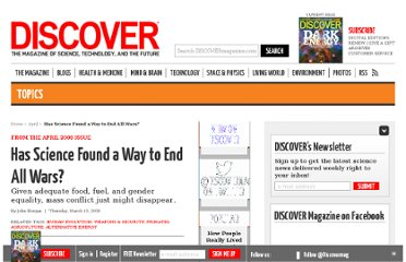 http://discovermagazine.com/2008/apr/13-science-says-war-is-over-now