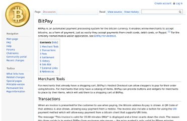 https://en.bitcoin.it/wiki/BitPay