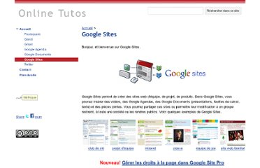 http://sites.google.com/site/onlinetutos/home/google-sites