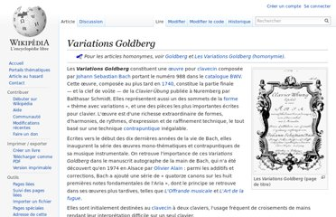 http://fr.wikipedia.org/wiki/Variations_Goldberg