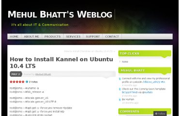 http://mehulbhatt.wordpress.com/2011/05/02/kannel-auto-installer-bash-script/