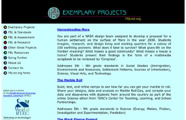 http://www.wested.org/pblnet/exemplary_projects.html
