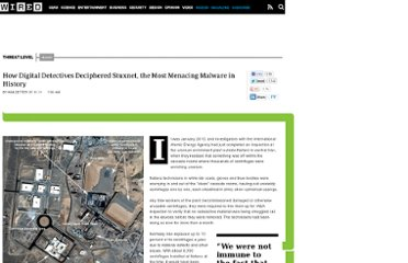 http://www.wired.com/threatlevel/2011/07/how-digital-detectives-deciphered-stuxnet/
