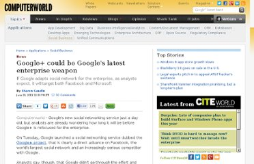 http://www.computerworld.com/s/article/9218021/Google_could_be_Google_s_latest_enterprise_weapon