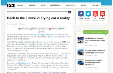 http://www.product-reviews.net/2010/07/06/back-to-the-future-2-flying-car-a-reality/