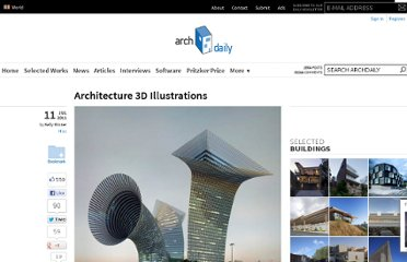 http://www.archdaily.com/149113/architecture-3d-illustrations/