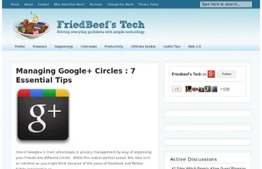 http://www.friedbeef.com/managing-google-circles-essential-tips/