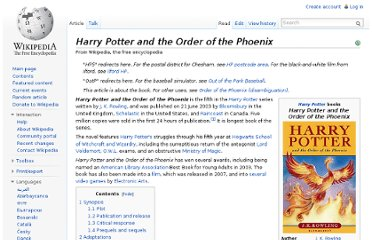 http://en.wikipedia.org/wiki/Harry_Potter_and_the_Order_of_the_Phoenix