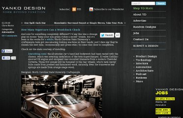 http://www.yankodesign.com/2009/01/05/how-many-supercars-can-a-woodchuck-chuck/