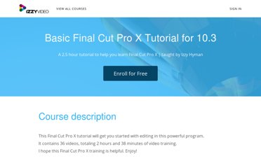 http://www.izzyvideo.com/final-cut-pro-x-tutorial/