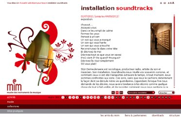 http://www.mim.be/fr/installation-soundtracks