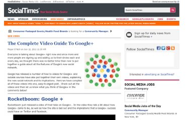 http://socialtimes.com/the-complete-video-guide-to-google_b70201
