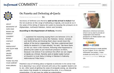 http://www.juancole.com/2011/07/on-panetta-and-defeating-al-qaeda.html