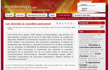 http://www.les-infostrateges.com/article/061017/les-donnees-a-caractere-personnel