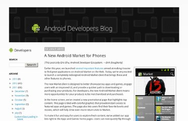 http://android-developers.blogspot.com/2011/07/new-android-market-for-phones.html