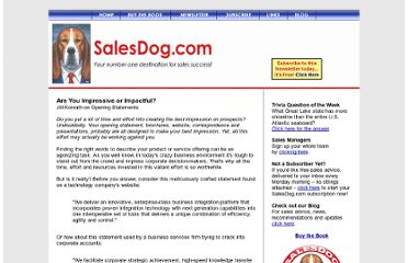 http://www.salesdog.com/article_5.asp
