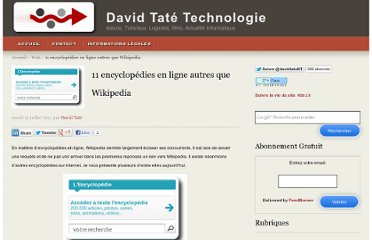 http://www.david-tate.fr/11-encyclopedies-en-ligne-autres