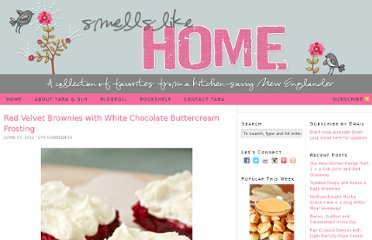 http://smells-like-home.com/2011/06/red-velvet-brownies-with-white-chocolate-buttercream-frosting/